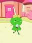 S5 e19 Green Lollipop girl