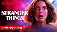 Stranger Things 3ª Temporada Tráilers en Español Latino Doblado Netflix Oficial