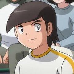 Takeshi Kishida en <a href=