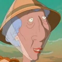 Cordelia Thornberry en <a href=