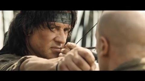 """John Rambo -- """"Vivir por Nada o Morir por Algo"""" -- Audio Latino -- HD"""