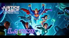 Justice League vs The Fatal Five (2019) Trailer Oficial Latino DC