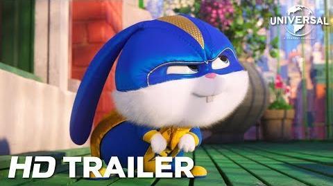 La Vida Secreta de tus Mascotas 2 Snowball Tráiler (Universal Pictures) HD Doblado