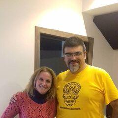 Noelia Socolovsky y René Sagastume. Las voces de Hurrem y Suleimán