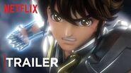 Saint Seiya- Los Caballeros del Zodiaco - Tráiler oficial - Netflix