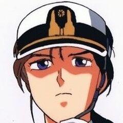Capitana Shinobu Nagumo en <a href=