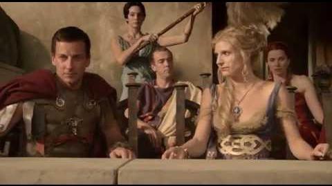 Spartacus - El inicio de una leyenda