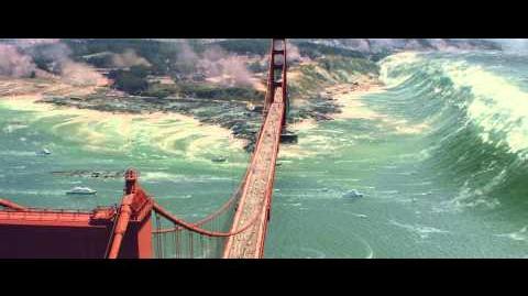 """TERREMOTO LA FALLA DE SAN ANDRÉS - Sobrevivir 15"""" - Oficial Warner Bros"""