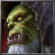 Warcraft III Reforged Orc Warlock Red