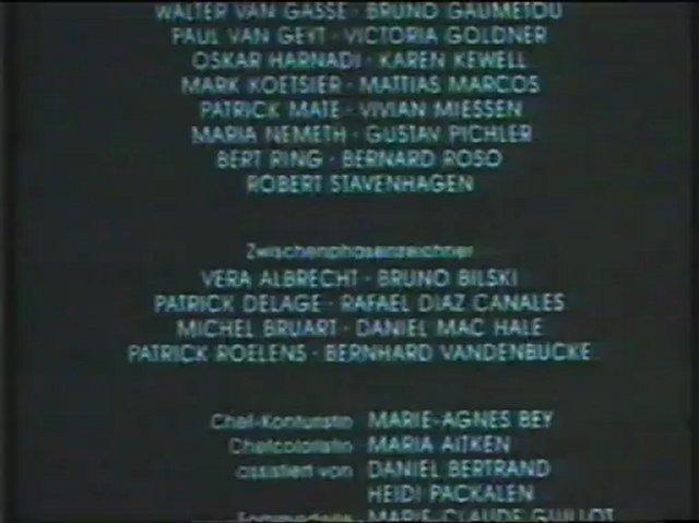 Astérix y el golpe del menhir (1989)