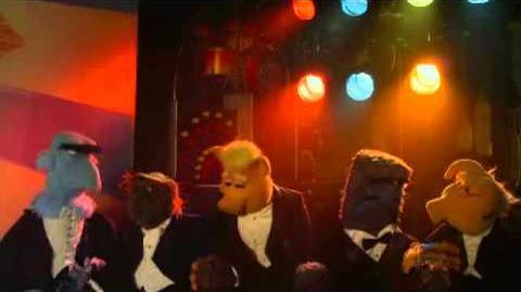 El Gran Arcoiris (Musical) Pelicula de los Muppets 2012 Español Latino