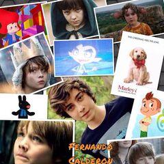 Fernando y sus personajes