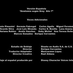 Créditos temporada 7, parte 2