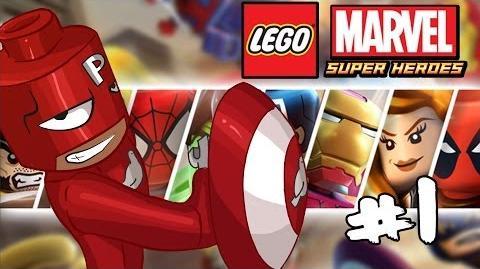 LEGO Marvel Super Heroes Audio Latino Parte 1