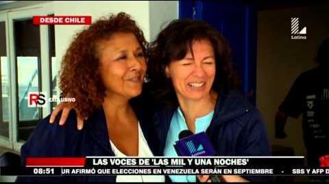 Las mil y una noches Conoce quienes hacen las voces en español