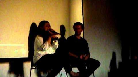Laura Torres Habla de DARIA EN SOFA 2011-1