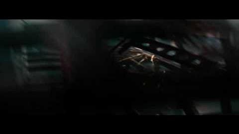 Man Of Steel escena superman vs Zod pelea final parte 2 Español Latino Full HD