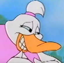 Mildred Duck TUDCW