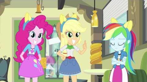 My Little Pony Equestria Girls - Trailer 1