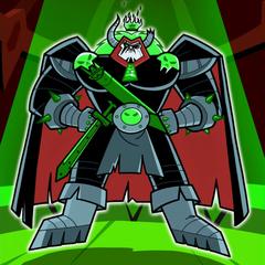Pariah Dark el rey de los fantasmas en <a href=