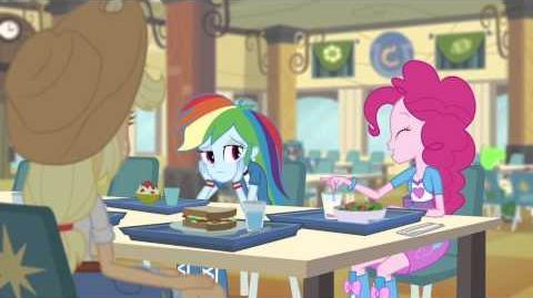 Rainbow Rocks - Al Ritmo de Pinkie
