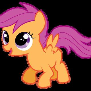 Scootaloo, en la 2da y 3ra temporada de My Little Pony: La Magia de la Amistad