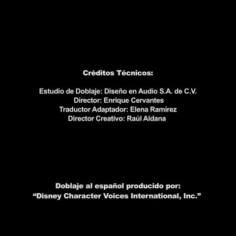 Créditos de doblaje (2)