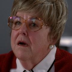 Sra. Carlisle también en <a href=