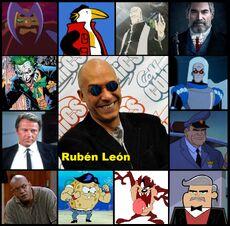 Homenaje a Rubén León (Venezuela)