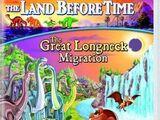 La tierra antes del tiempo X: La gran migración de los cuellos largos