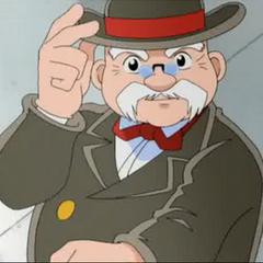 Sr. Dickenson en <a href=