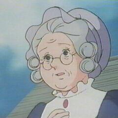 Abuela de André en <a href=