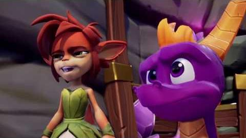 Spyro Reignited Trilogy español latino- pelicula completa - todas las cinematicas