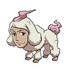 Dandiniche (versión perro) también en <a href=