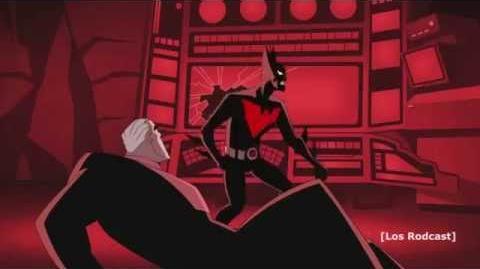 Batman del Futuro Corto animado de Darwyn Cooke - 75 años de Batman Latino-0