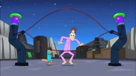 Canción Phineas y Ferb - Salto doble (Español Latino)