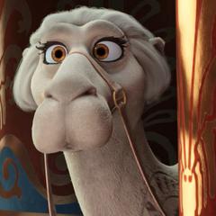 Deborah, la camella en <a href=