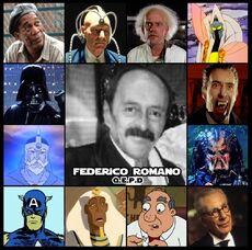 Federico Romano - Q.E.P.D.La voz de Darth Vader- Doblaje09