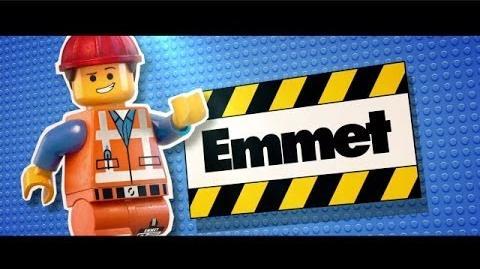LA GRAN AVENTURA LEGO - Emmet - Oficial de Warner Bros