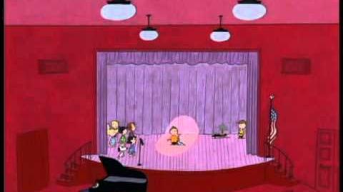 Linus le EXPLICA LA NAVIDAD a Charlie Brown (en español)