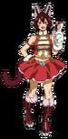 Mandalay anime profile MHA
