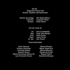 1x23 Segunda Primera Cita