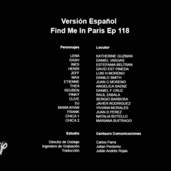 Episodio 18 - Temporada 1