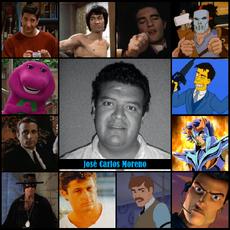 Homenaje a José Carlos Moreno