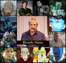 Homenaje a Ricardo Alanis