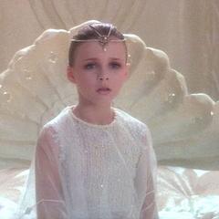 La Emperatriz Niña en <a href=