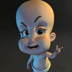 Bebé Eddie (1ª aparición) también en <a href=