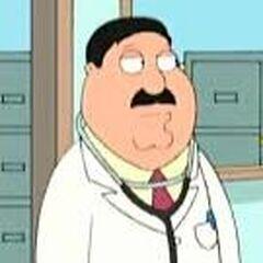 Doctor Elmer Hartman en <a href=