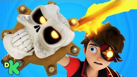 Episodio completo Orígenes Zak Storm Discovery Kids
