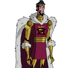 Rey Eterno Joseph Chadwick (1ª voz) también en <a href=